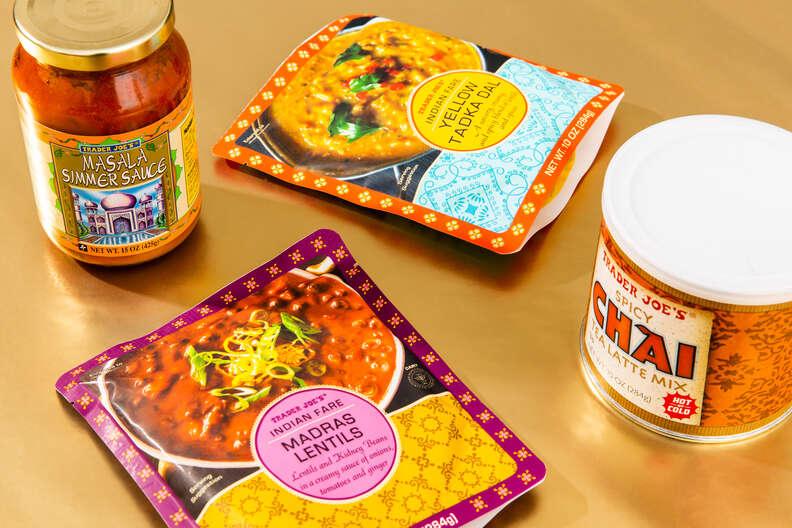 trader joes indian food