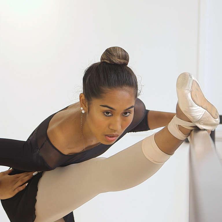 Trans Ballerina Jayna Ledford Is Shattering Stereotypes