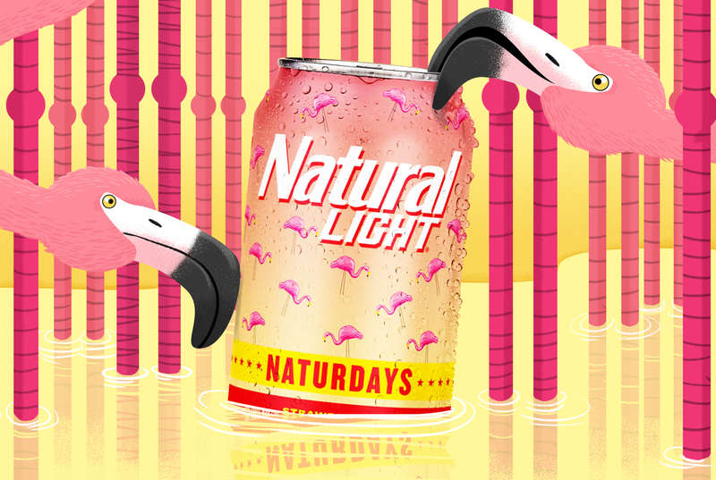 Natural Light Naturdays Review: Natty Light's Perfect New