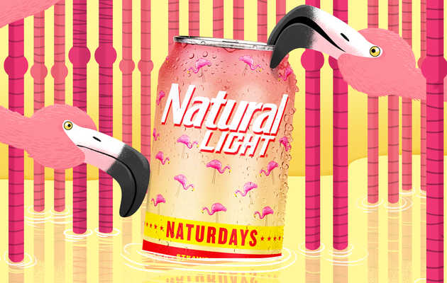 Holy Shit, Did Natty Light Just Make A Perfect Summer Beer?
