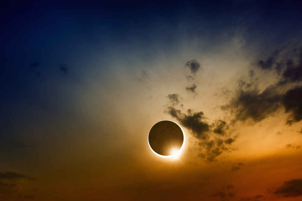 There's a Total Solar Eclipse Today. Here's How to Watch It.