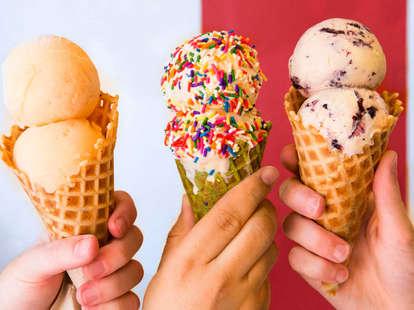 National Ice Cream Month