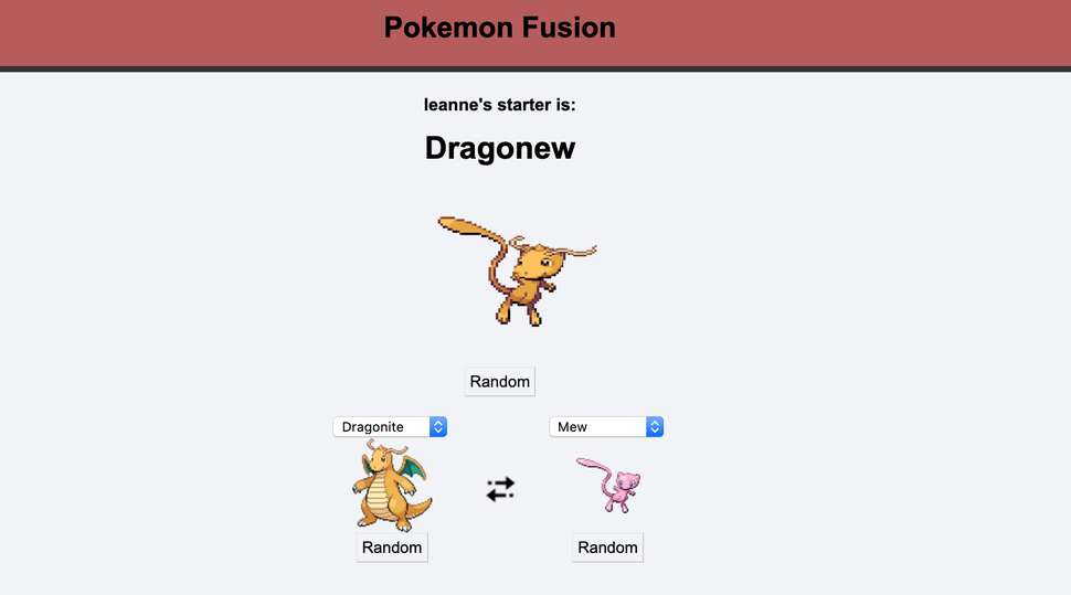 pokefusion