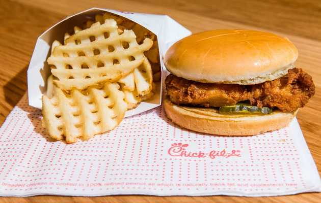 Chick-fil-A Is Giving Out Free Food Today, if You Can Stomach It