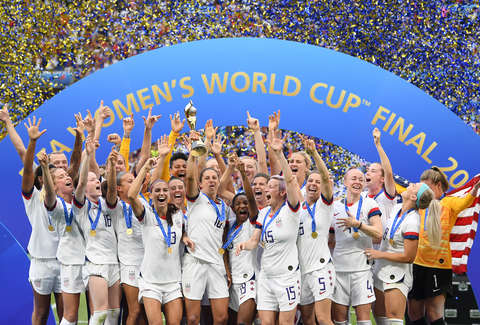 7ffebb34 USWNT Ticker Tape Parade NYC 2019: Start Time, Route & What to Know ...