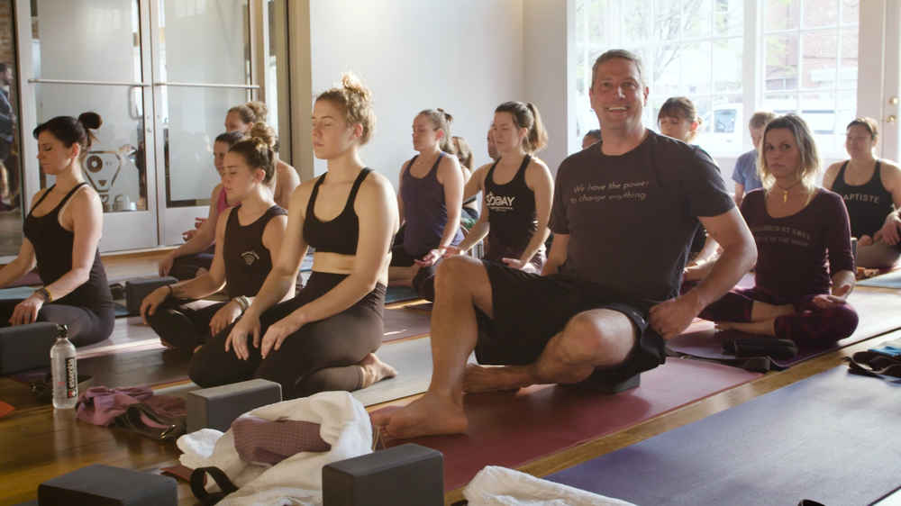 2020 Candidate Rep. Tim Ryan Sees Hot Yoga as Part of The Health Care Solution