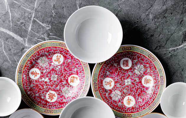The Rich, Complex History Hiding Within Chinese Plate Designs