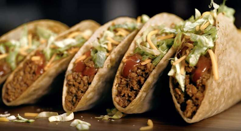 burger king tacos