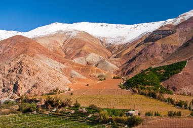 Vicuña, Elqui Province, Chile