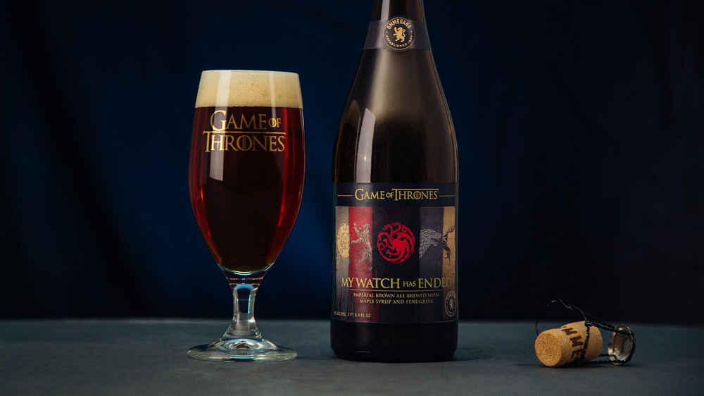 The Final 'Game of Thrones' Beer Was Just Announced & Your Watch Has Ended