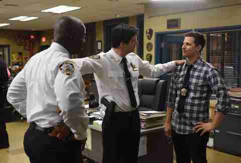 the overmining brooklyn 99
