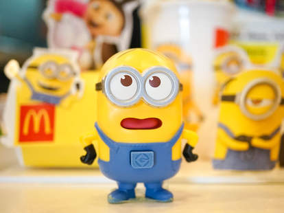 McDonald's happy Meals plastic petition