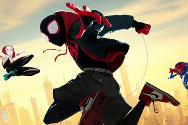 spider-man into the spider verse