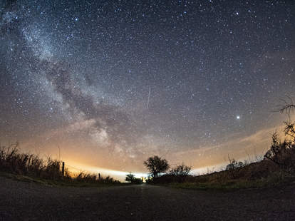 Southern Delta Aquarid meteor shower