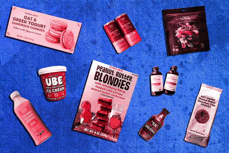 New Trader Joe's products