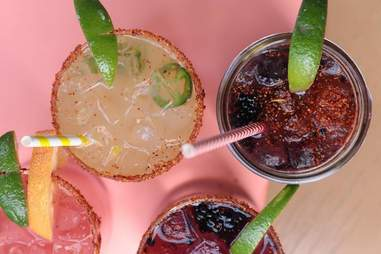 mexicue drinks