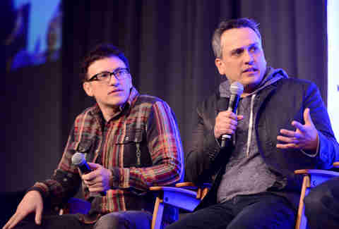 russo brothers comic con