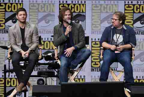 supernatural comic con