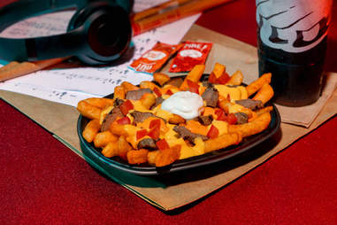 taco bell reaper ranch spicy fries