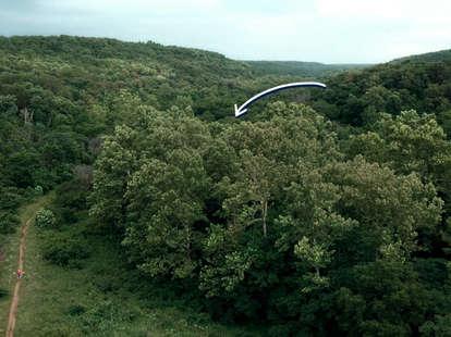 busch pop up national forest