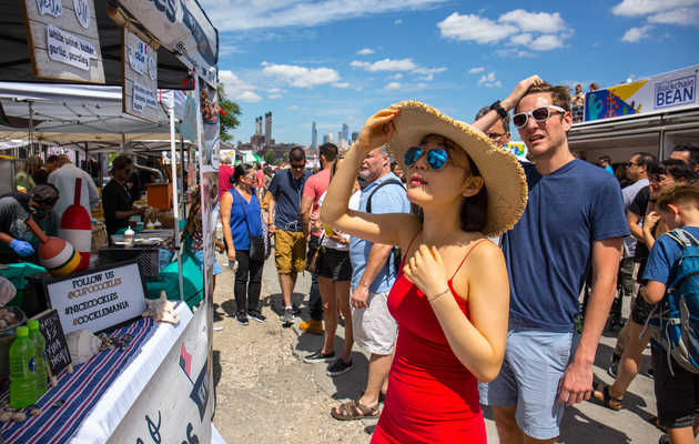 Even More New Vendors to Check out at Smorgasburg 2019