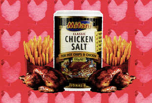Chicken Salt Is the Savory, Unexpectedly Vegan Condiment America Is Missing