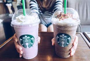 Starbucks Is Giving Out Free Frappuccinos & Espresso Drinks Today