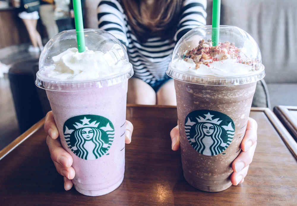 Starbucks Is Giving Out Free Frappuccinos & Espresso Drinks on Thursday