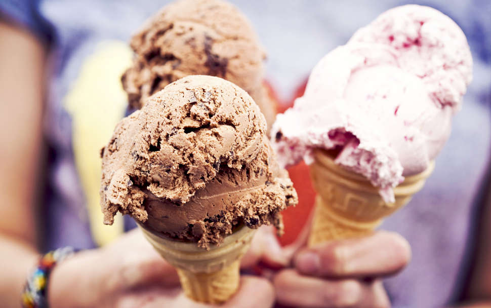 national ice cream day free deals