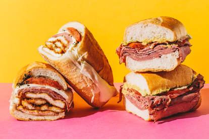 Parisi Sandwiches