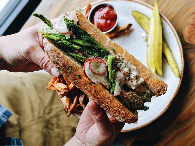 Stacked Sandwich Shop, Portland, Oregon