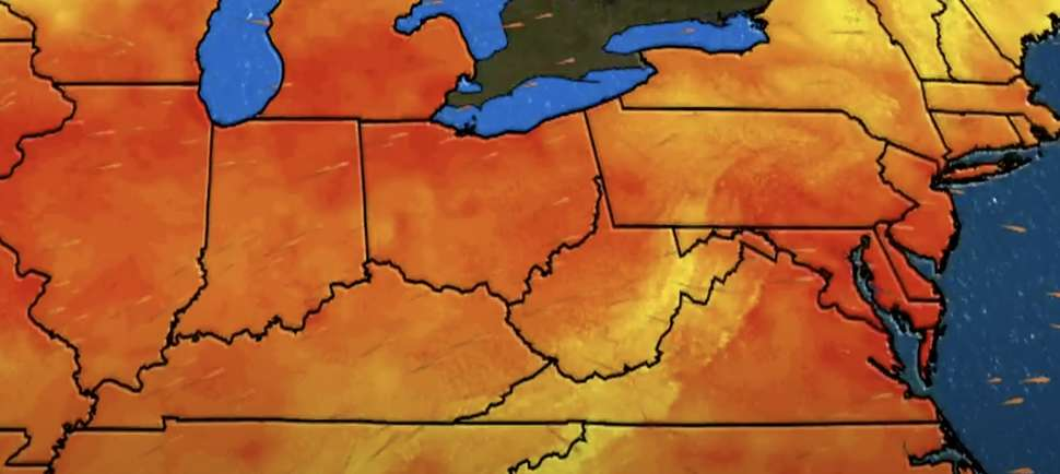 Potentially Record-Setting Heat Wave Will Hit Millions This Weekend