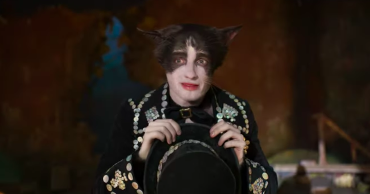 Cats Trailer Reaction The Terrifying First Look At The Movie Musical Thrillist