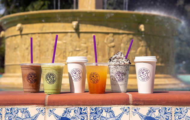 We Ranked All of Coffee Bean & Tea Leaf's New Friends-Themed Drinks