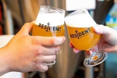 resident brewing