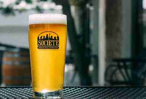 societe brewing company beer