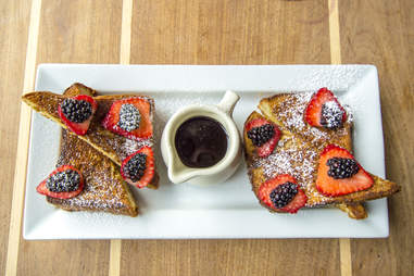 Mayfield french toast