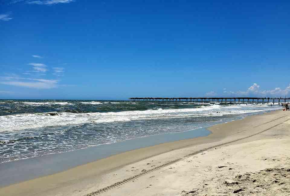 Best Beaches in North Carolina Right Now - Thrillist