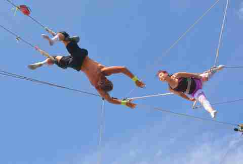 trapeze school los angeles