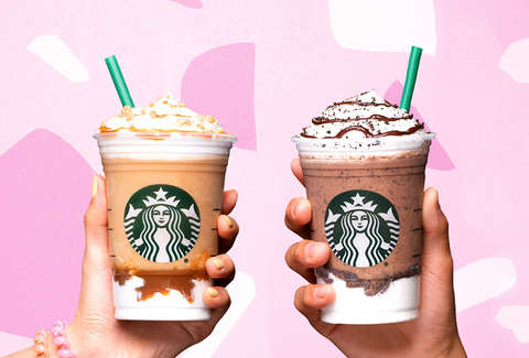 Starbucks Happy Hour July 2019: 50% off Frappuccinos Today