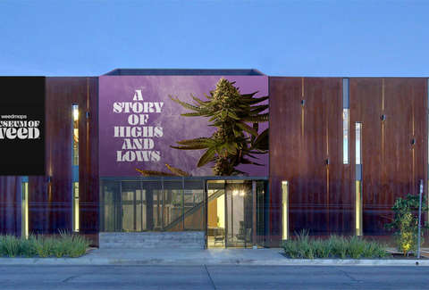 Museum Of Weed: The Weedmaps Pop-Up Museum Is Coming to Los