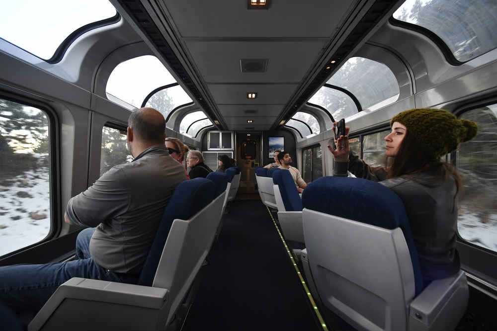 Amtrak Is Offering Buy-One-Get-One-Free Train Tickets