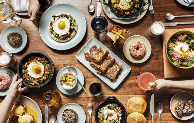 The 24 Best Brunch Spots in America