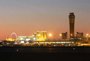 All the Actually Good Places to Eat at McCarran International Airport in Las Vegas