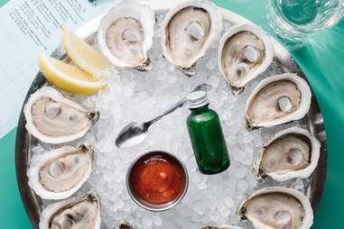 Watchman's Seafood & Spirits
