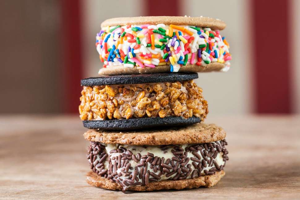 oddfellows ice cream sandwiches