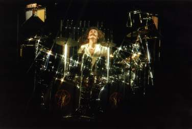 neil peart rush drumming