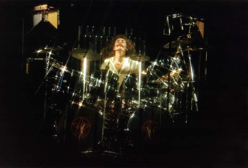 neil peart rush drumming