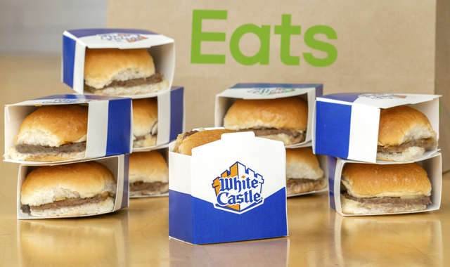 Uber Eats & White Castle
