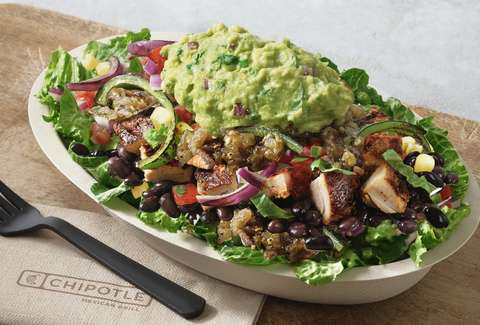 national avocado day chipotle